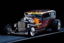 cars and hotrods