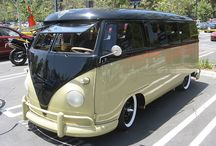 VW / by Greg Costello