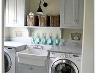 Laundry rooms / by Vanessa Palacios