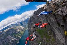 extreme sport / Pacu adrenalin mu