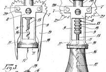 Corkscrews Patentes