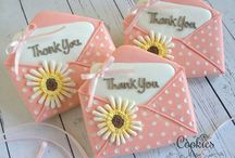 Biscuit treats for gifts and more