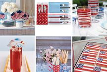 Patriotic Party Ideas / by Christine @ Any Given Party
