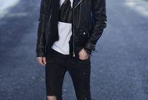 Street Male Style