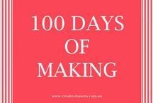 CHG Make: 100 Days of Making