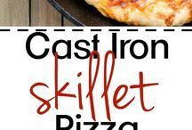 Cast Iron Recipes