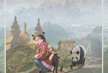 Travel / Collage