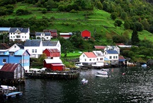 Me - Norway - Turine / This is where my ancestor is from in Norway. / by Cammie Jordan