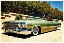 Travis Barkers '63 Chevy Impala