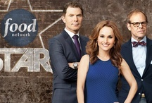 food network stars / by Lenora Andron
