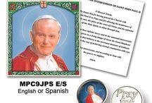 SAINT POPE PAUL II
