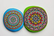 Mandala Inspiration / Kaleidoscopes and Mandalas for inspiration
