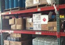 PHOTOS OF OUR INSTALLATIONS / Warehouse - Miami, Fl, USA