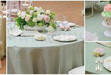 Contest Vota il tuo wedding planner preferito / I lavori dei partecipanti ai corsi per Wedding Planner & Event Coordinator di Cira Lombardo del 2014. Un simpatico concorso per votare il tuo allestimento preferito
