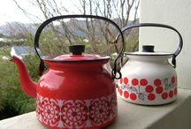 I heart kettles... with a passion! / by Kim Sujo