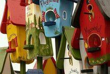 nichoir a oiseaux