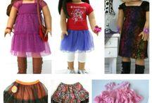 Lexie's dolls clothes