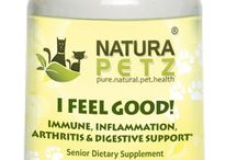 I Feel GOOD! / Immune support may help boost or balance your pet's immunity, as needed. Adaptogens help identify nutritional deficiencies to help nourish the animal body toward balance.
