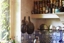 Kitchen / by Christine Kerns