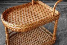 мебель плетение