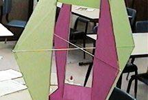 Kites / Kite ideas and plans