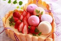 *♡* ♡.♡  Kawaii Nom Noms *♡* ♡.♡ / Cute food, just cute food / by φ(・ω・♣)☆・゚:* Cherri φ(・ω・♣)☆・゚:*