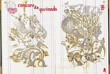 CONXURO DA QUEIMADA / Ilustrando tradiciones.