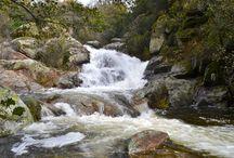 GARGANTA DE GUALTAMINOS - CHARCO DEL MORO, LAS BRUJAS Y EL CAMPESINO / Garganta de Villanueva de la Vera y sus distintos espacios Naturales: El Charco del Moro es un paraje hermoso, rodeado de vegetación en el que las rocas parecen fundirse con las aguas de un  remanso ideal para el baño; en el Charco de Las Brujas el agua juega con las estrañas formaciones rocosas precipitándose en cascadas y pequeñas chorreras,  y  El Campesino para disfrutar de un reconfortante baño en sus aguas limpias y profundas.