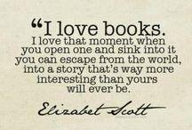Books, books, and books..!