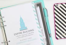 {Empire Building} Entrepreneurship and Online Business 101 / Tips & Tricks from around the web to help you make the most of your online business and social media presence!