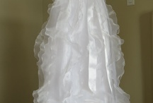 girl blessing dress / by Andrea Mitchell-Blanco