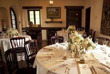 украшения к свадебному столу