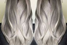 PLATINIUM / BLONDE / HAIR