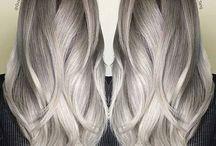 PLATINIUM / BLONDE / HAIR