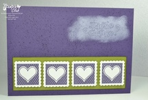 Greetings! - Cards & craft ideas / Card and craft ideas, most with Stampin' Up!