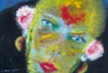 Az Andrasech Galéria új képei / festészet-grafika