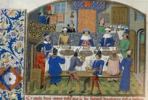 Food and Feasts in Middle Ages / by colleccionprive