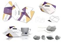 Diseño creativo de paquete