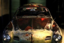 Classic cars and barnfinds