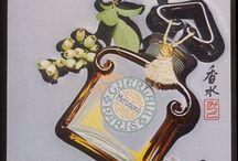 Fragrances, couleurs, saveurs..