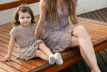 outfit mama e  hija