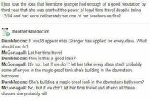 About Hermione Granger