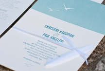 Wedding Invitations / by Jessica Hoffman