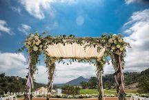 Boda con detalles rústicos --/-- Wedding with rustic details