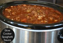 Slow Cooker Recipes / Comfort food, that's what it's about! =)