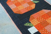 Holiday Quilts- Autumn