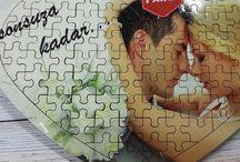 Puzzle Tablolar