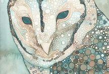 owls / by Danilo Matos