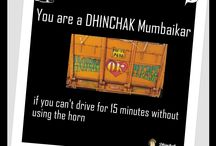 Dhinchak Diaries / DhinchakDiaries exlusive Mumabikar and MumbaiLife depiction from our perspective! IT'S NOT JUST MUMBAI IT'S DHINCHAK MUMBAI !Kya bolta hai Mumbai?