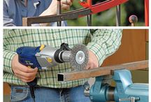 Tipps  für Hobbyhandwerker/ Hobby Craftsman